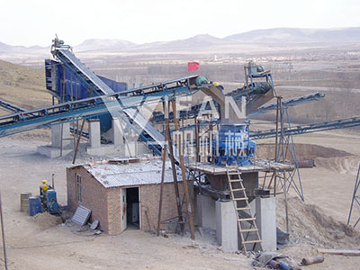 一帆衡阳年产500万吨河卵石制砂生产线